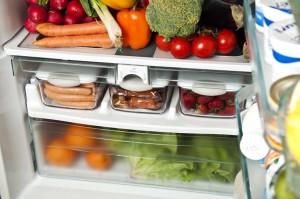 Elromlott hűtő